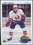 2010/11 Upper Deck 20th Anniversary Variation #481 Travis Hamonic YG RC