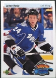 2010/11 Upper Deck 20th Anniversary Variation #496 Johan Harju YG