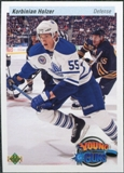 2010/11 Upper Deck 20th Anniversary Variation #497 Korbinian Holzer YG