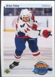 2010/11 Upper Deck 20th Anniversary Variation #499 Brian Fahey YG RC