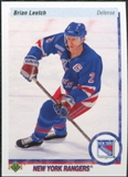 2010/11 Upper Deck 20th Anniversary Variation #508 Brian Leetch