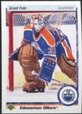 2010/11 Upper Deck 20th Anniversary Variation #512 Grant Fuhr