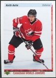 2010/11 Upper Deck 20th Anniversary Variation #537 Keith Aulie CWJ