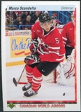 2010/11 Upper Deck 20th Anniversary Variation #541 Marco Scandella CWJ RC
