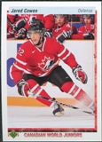 2010/11 Upper Deck 20th Anniversary Variation #545 Jared Cowen CWJ