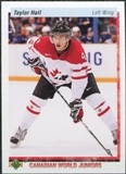 2010/11 Upper Deck 20th Anniversary Variation #550 Taylor Hall CWJ RC
