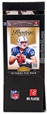 2012 Panini Prestige Football Retail 36-Pack Box