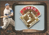2009 Topps Legends Commemorative Patch #LPR112 Roy Campanella