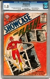 Showcase #4 CGC 1.0 (C-OW) *1201070004*