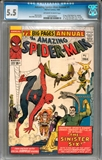 Amazing Spider-Man Annual #1 CGC 5.5 (OW-W) *1201929001*