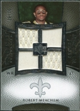 2007 Upper Deck Exquisite Collection Maximum Jersey Silver #RM2 Robert Meach