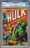 Incredible Hulk #181 CGC 9.2 (W) *1205126001*