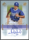 2003 SP Authentic #186 Alejandro Machado Rookie Auto #306/500