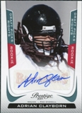 2011 Panini Prestige Draft Picks Rights Autographs #203 Adrian Clayborn /599