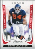 2011 Panini Prestige Xtra Points Red #32 Brian Urlacher /100