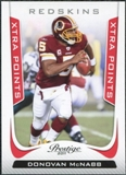 2011 Panini Prestige Xtra Points Red #198 Donovan McNabb /100
