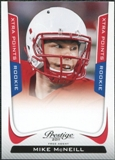 2011 Panini Prestige Xtra Points Red #267 Mike McNeill /100