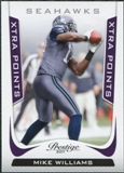 2011 Panini Prestige Xtra Points Purple #177 Mike Williams USC /50