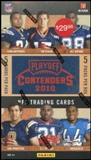 2010 Playoff Contenders Football 5-Pack HOBBY Box (1 Auto Per Box!)