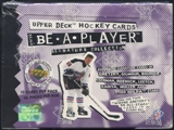 1994/95 Upper Deck Be A Player Hockey Retail Box