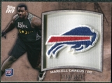 2011 Topps Rising Rookies Rookie Team Patches #RTPMD Marcell Dareus /1074