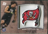 2011 Topps Rising Rookies Rookie Team Patches #RTPRK Ryan Kerrigan /1074