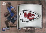 2011 Topps Rising Rookies Rookie Team Patches #RTPJS Jimmy Smith /1074