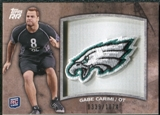 2011 Topps Rising Rookies Rookie Team Patches #RTPGC Gabe Carimi /1074