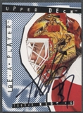 1994/95 Be A Player Autographs #167 Trevor Kidd Auto