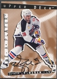 1994/95 Be A Player Autographs #86 Brendan Shanahan Auto