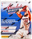 2012/13 Panini Absolute Basketball Hobby Box