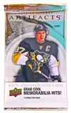 2012/13 Upper Deck Artifacts Hockey Hobby Pack