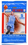 2012/13 Panini Hoops Basketball Pack - Regular Price $1.99 !!!