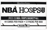 2012/13 Panini Hoops Basketball Rack Pack Box