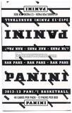 2012/13 Panini Basketball Rack Pack Box