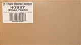 2012/13 Panini Marquee Basketball Hobby 12-Box Case