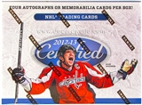 2012/13 Panini Certified Hockey Hobby Box