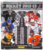 2012/13 Panini Hockey Sticker Album