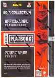 2012 Panini Playbook Football Hobby 10-Box Case - DACW Live 30 Team Random Break #12