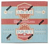 2012/13 Panini Past & Present Basketball Retail 24-Pack Box