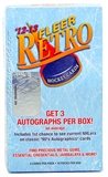 2012/13 Upper Deck Fleer Retro Hockey Hobby Mini-Box