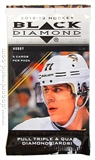 2012/13 Upper Deck Black Diamond Hockey Hobby Pack