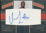 2010/11 Panini Timeless Treasures #124 Damion James RC Autograph /299