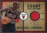 2007/08 Fleer Michael Jordan Missing Links #MJ1 Michael Jordan Jersey