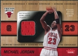 2007/08 Fleer Michael Jordan Missing Links #MJ2 Michael Jordan Jersey