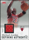 2007/08 Fleer Michael Jordan Missing Links #MJ5 Michael Jordan Jersey