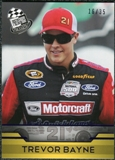 2012 Press Pass Purple #3 Trevor Bayne /35