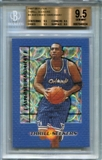 1997/98 Fleer Thrill Seekers #4 Anfernee Hardaway BGS 9.5 Gem Mint *8024