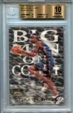 1997/98 Z-Force Big Men on Court #7 Grant Hill BGS 10 Pristine *8244