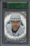 2007/08 ITG Ultimate Memorabilia 8th #30 Markus Naslund Base #21/90